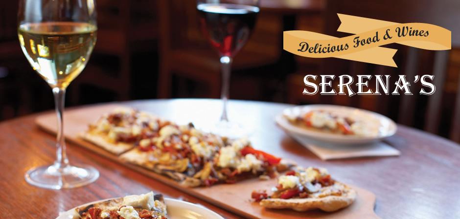 Serena S Wine Bar Cafe